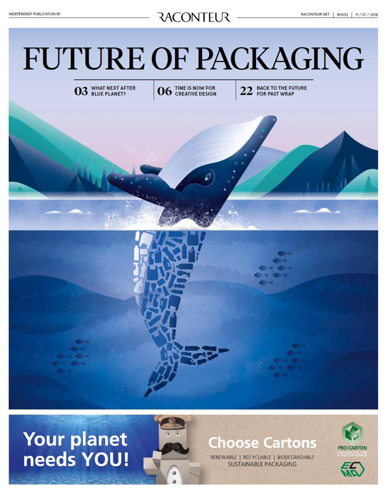 Times Future of Packaging 18 July – carton makers answer call for sustainability
