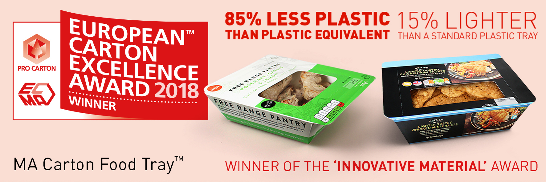 Rapid Action Packaging win at European Carton Excellence Awards