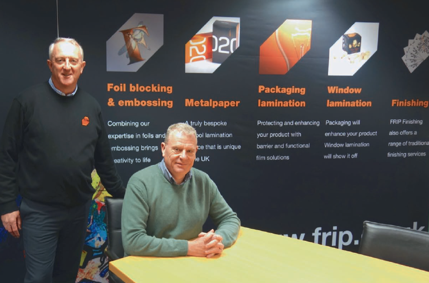 FRIP invests to maintain its UK market position